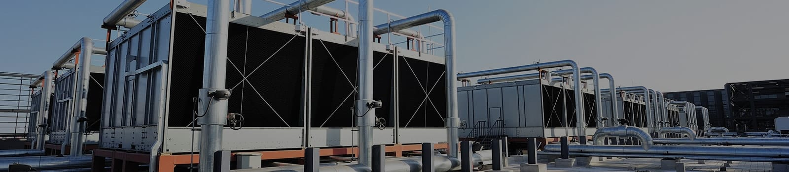 Cooling Tower Service Legacy Mechanical